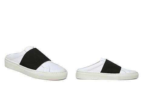 Via Spiga Women's Steele Leather Backless Slip-On Sneakers - 100% Exclusive - Bloomingdale's_2