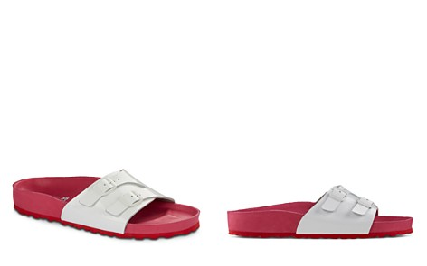 Birkenstock Women's Limited Edition Vaduz EXQ Patent Leather Slide Sandals - Bloomingdale's_2