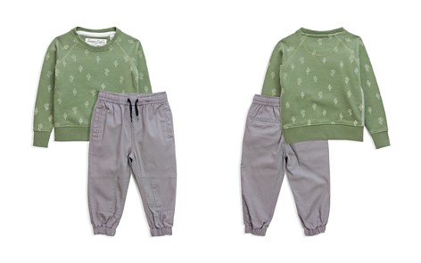Sovereign Code Boys' Cactus Sweatshirt & Jogger Pants Set - Baby - Bloomingdale's_2
