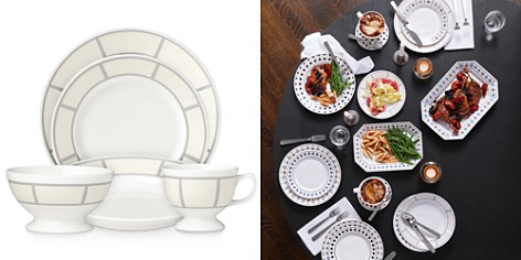 Thomas O'Brien for Reed & Barton Maison Couleur Dinnerware – 100% Exclusive - Bloomingdale's_2