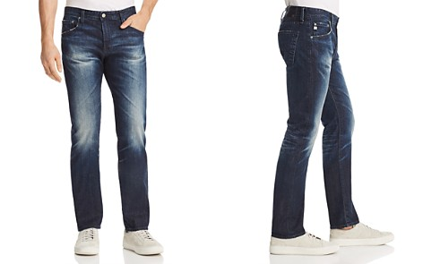 AG Matchbox Slim Fit Jeans in 3 Years Trentwood - Bloomingdale's_2