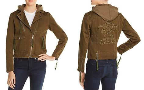 Doma Appliquéd Army Jacket - Bloomingdale's_2