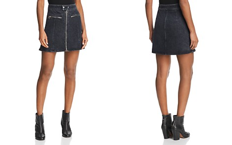rag & bone/JEAN Isabel Denim Mini Skirt - Bloomingdale's_2