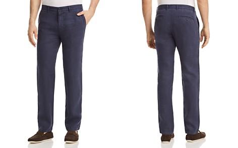 BOSS Crigan Linen Pants - Bloomingdale's_2