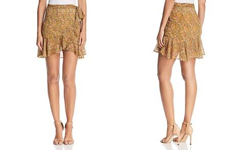 Rebecca Minkoff Alice Micro Floral-Print Skirt - Bloomingdale's_2