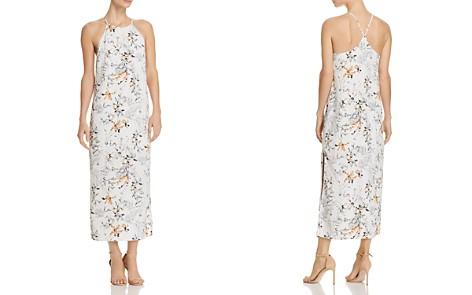 AQUA Floral Racerback Maxi Dress - 100% Exclusive - Bloomingdale's_2