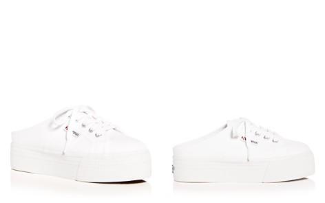 Superga Women's Platform Sneaker Mules - Bloomingdale's_2
