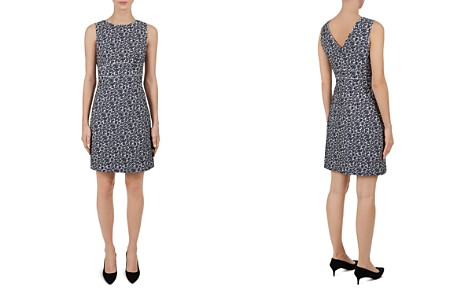 Gerard Darel Dalila Floral Jacquard Dress - Bloomingdale's_2