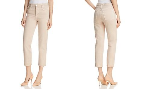 J Brand Wynne Crop Straight Jeans in Memory - Bloomingdale's_2