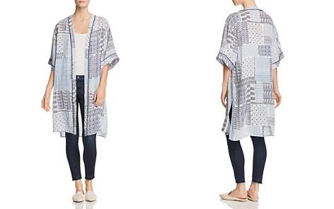 Daniel Rainn Floral-Print Duster Kimono Jacket - Bloomingdale's_2
