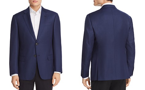 Emporio Armani Micro Dotted Tailored Classic Fit Sport Coat - Bloomingdale's_2