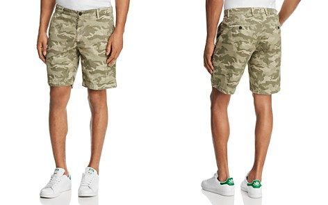 AG Wanderer Camouflage Regular Fit Shorts - Bloomingdale's_2