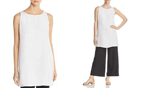 Eileen Fisher Tunic Tank - Bloomingdale's_2