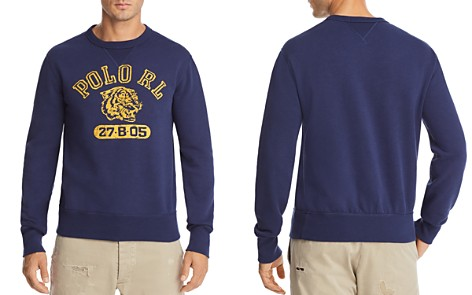 Polo Ralph Lauren Tiger Logo Crewneck Sweatshirt - 100% Exclusive - Bloomingdale's_2
