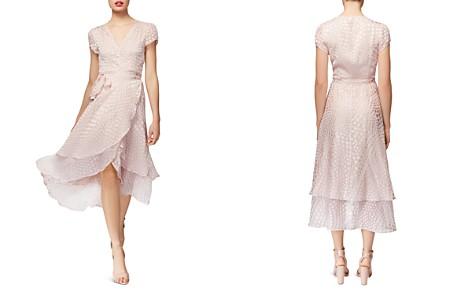 Betsey Johnson Tonal Dot Dress - Bloomingdale's_2