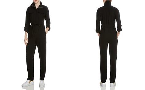 Maje Papritea Zip-Front Jumpsuit - Bloomingdale's_2
