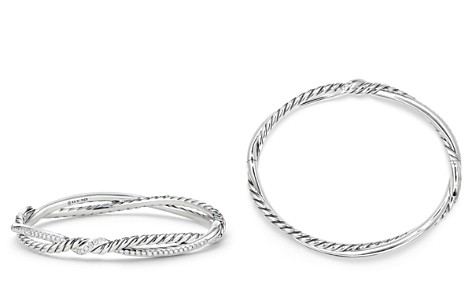 David Yurman Continuance Full Pavé Bracelet with Diamonds - Bloomingdale's_2