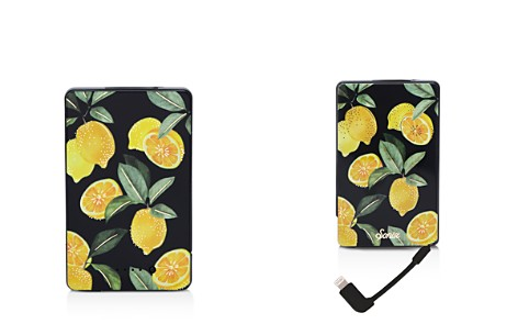 Sonix Lemon Zest Portable iPhone Charger - Bloomingdale's_2