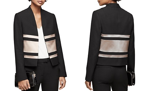 REISS Selda Color-Block Jacket - Bloomingdale's_2