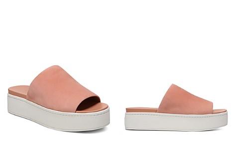 Vince Women's Walford Suede Platform Slide Sandals - Bloomingdale's_2