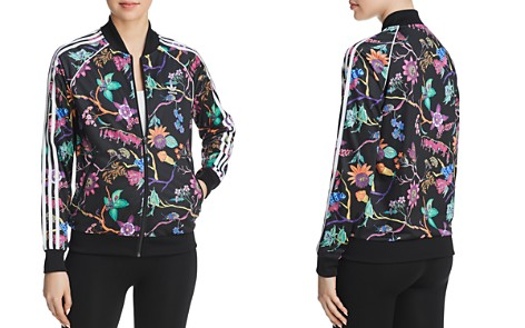 adidas Originals Botanical Track Jacket - Bloomingdale's_2