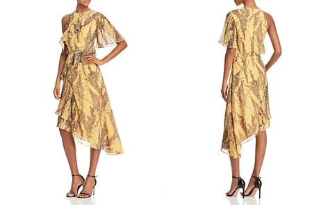 Keepsake Light Up Asymmetric Dress - Bloomingdale's_2