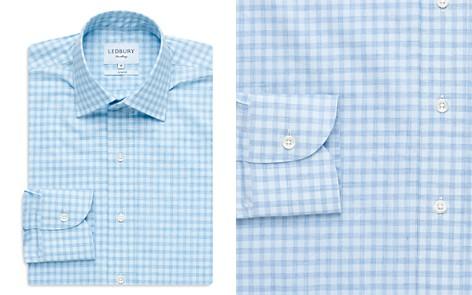 Ledbury Gingham Slim Fit Dress Shirt - Bloomingdale's_2