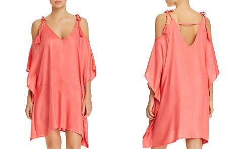 Echo Cold-Shoulder Dress Swim Cover-Up - Bloomingdale's_2