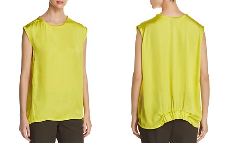 Kenneth Cole Sleeveless Circle Blouse - Bloomingdale's_2