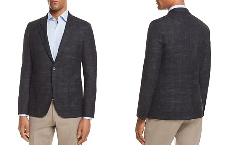 HUGO Arti Slim Fit Speck Sport Coat - Bloomingdale's_2