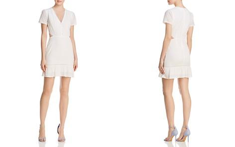 Lost + Wander Brigitte Eyelet Cutout Mini Dress - Bloomingdale's_2