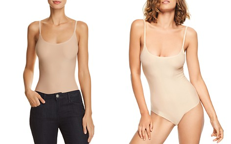 Chantelle Soft Stretch One-Size Smooth Bodysuit - Bloomingdale's_2
