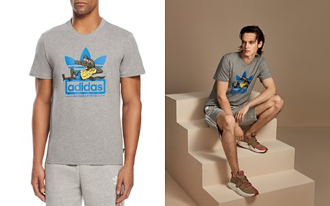 adidas Originals Laid Out Logo Tee - Bloomingdale's_2