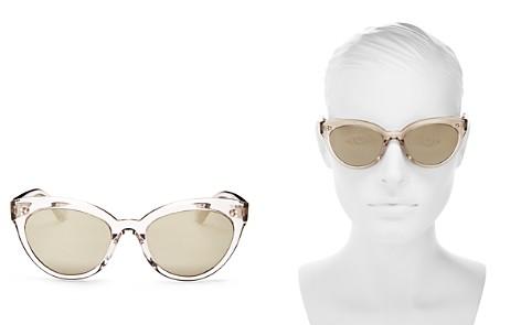 Oliver Peoples Women's Roella Mirrored Cat Eye Sunglasses, 52mm - Bloomingdale's_2