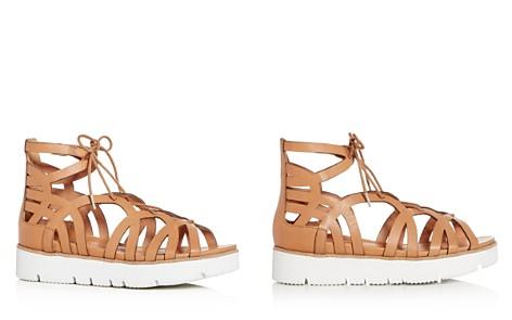 Gentle Souls Women's Larina Leather Gladiator Platform Sandals - Bloomingdale's_2