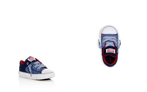 Converse Boys' Chuck Taylor All Star High Street Slip-On Sneakers - Walker, Toddler - Bloomingdale's_2