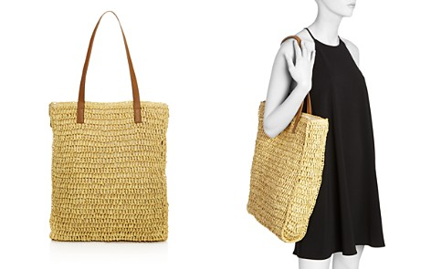 Echo Straw Tote - 100% Exclusive - Bloomingdale's_2