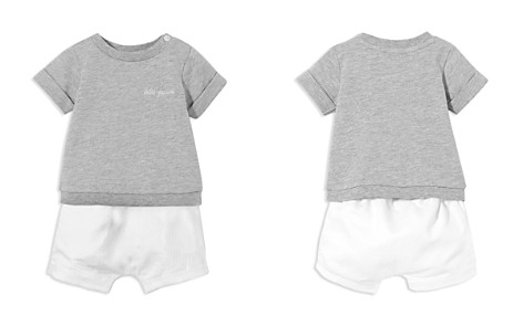 Jacadi Unisex Layered-Look Shortall - Baby - Bloomingdale's_2