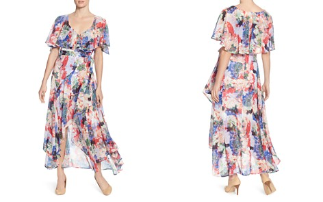 CATHERINE Catherine Malandrino Jos Floral Print Maxi Dress - Bloomingdale's_2