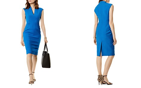 KAREN MILLEN Ruched Sheath Dress - Bloomingdale's_2