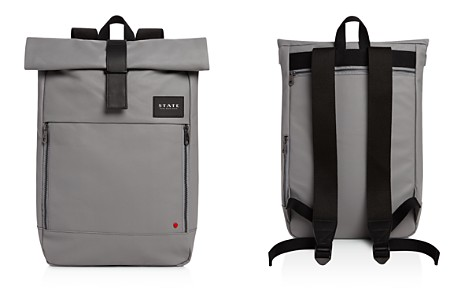 STATE Coated Canvas Colby Backpack - Bloomingdale's_2