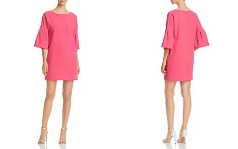 Badgley Mischka Bell-Sleeve Shift Dress - 100% Exclusive - Bloomingdale's_2