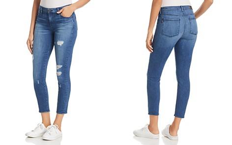 Parker Smith Kam Cropped Skinny Jeans in Windsurfer - Bloomingdale's_2