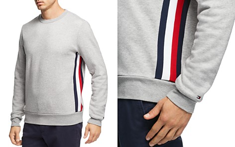 Tommy Hilfiger Side Stripe Crewneck Sweatshirt - Bloomingdale's_2
