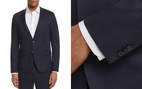 HUGO Solid Cotton Slim Fit Suit Jacket - Bloomingdale's_2
