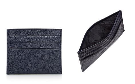 Longchamp Le Foulonne Card Case - Bloomingdale's_2