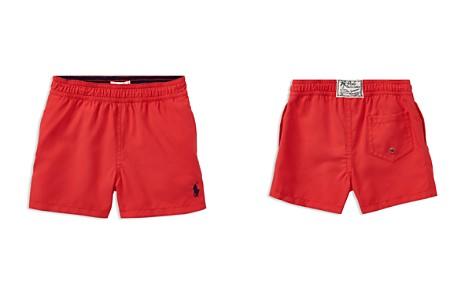 Ralph Lauren Boys' Solid Swim Trunks - Baby - Bloomingdale's_2