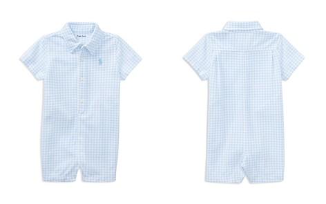 Ralph Lauren Boys' Gingham Shortall - Baby - Bloomingdale's_2