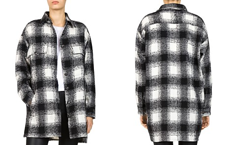 The Kooples Liam Checked Shirt - Bloomingdale's_2