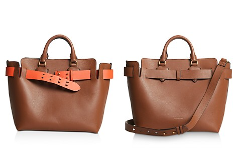 Burberry Medium Leather Belt Bag - Bloomingdale's_2